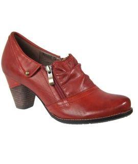Laura Vita chaussures Ressac rouge