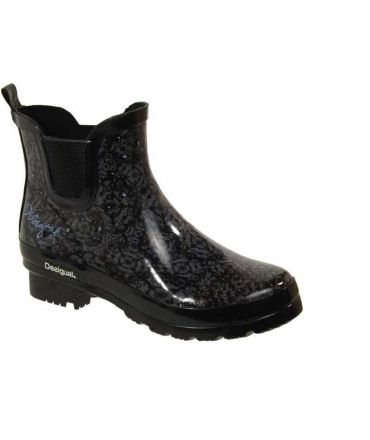 Bottines caoutchouc Desigual Shoes-Punkie