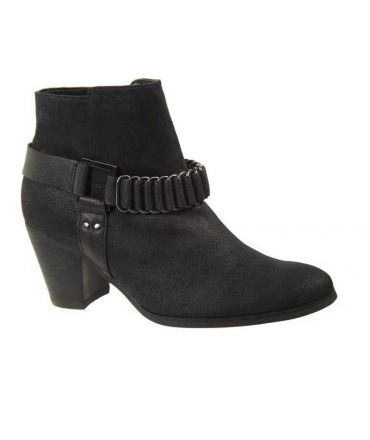 Bottines Fugitive Jazz noir