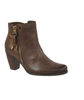 Bottines Fugitive Prime taupe de Francesco rossi