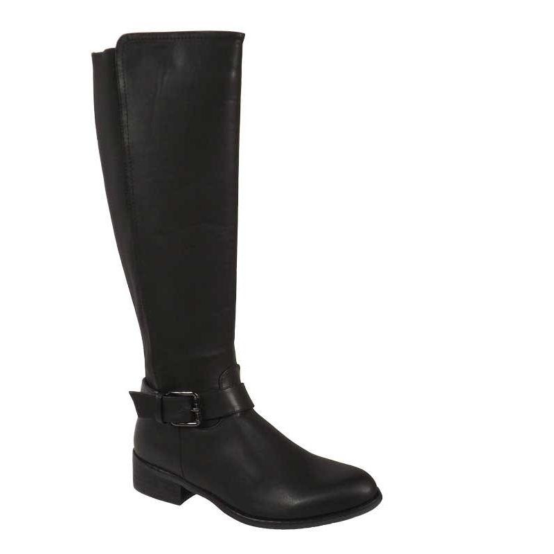 Zanzibar Femmes Bottines Chaussures Noir