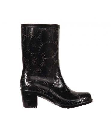 les ventes chaudes 87896 12b7f Ventes bottes de pluie femmes à talon Kelara