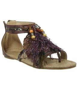 Métamorfose sandales Rabodif prune