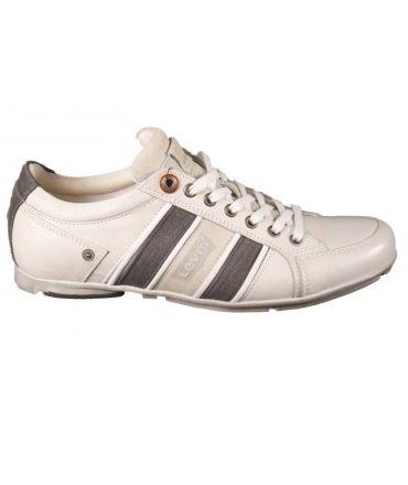 styles frais marque populaire joli design Chaussures homme Levis, Baldo en cuir-livraison offerte