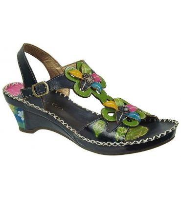 Laura Vita sandale nu-pieds Sauve