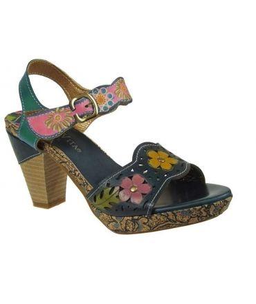 Laura Vita sandales à talons Salama