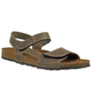 Inter-Bios sandale anatomique cuir
