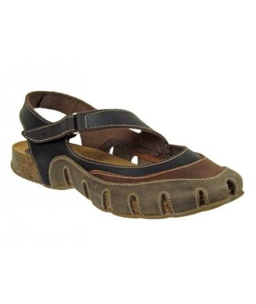 Inter-Bios 4425 sandale cuir marron