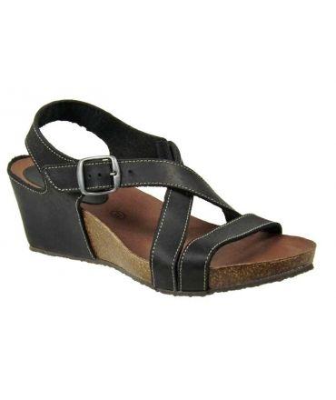 Inter-Bios 5601 sandale bride croisée cuir