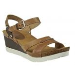Inter-Bios 6506 sandale compensée confort