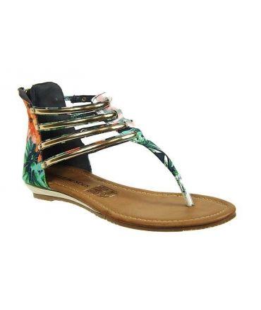 Sandales Elue par Nous Tuacor multi