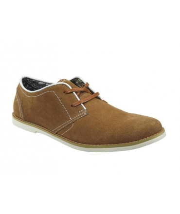 Chaussures derby homme Kdopa Renaud camel