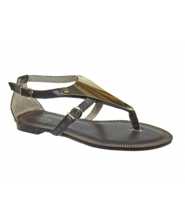 Kdopa sandale entre-doigt Tania choco