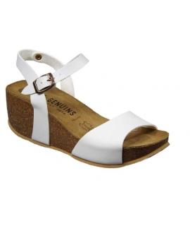 Sandale compensée anatomique Riviera Genuins