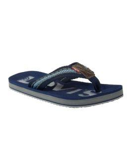 Tong homme Lévi's Kyle royal bleu, nouveauté chaussures hommes