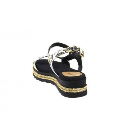 3 Pieds Shoes NoirorNouveauté Bali ChaussureNu Vente Desigual EW92IHD