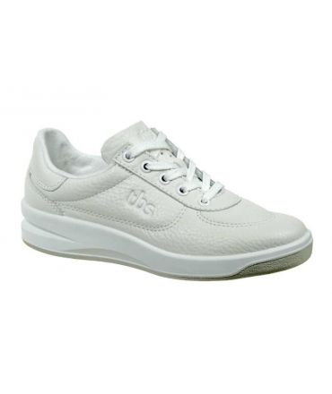 Baskets femmes Tbs Brandy blanc
