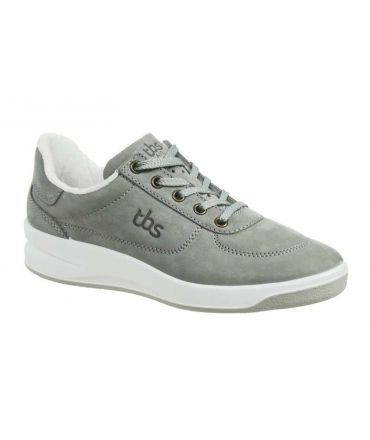Cuir Baskets Brandy Tbs Ventes Chaussures Walk Easy ArdoiseTennis b76yYfgv