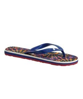 Chaussures Desigual tong Flip Flop 5 bleu