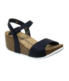 Sandale confort Genuins Riviéra marine