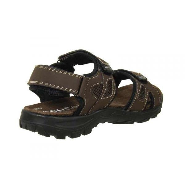 ventes sandales routards pour homme ajustables avec trois. Black Bedroom Furniture Sets. Home Design Ideas
