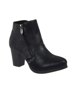 Bottines LPB/ Les p'tites bombes Baltimore noir