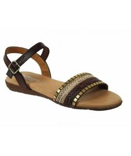 Nu pieds cuir 7191-1