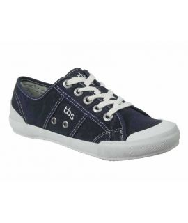 Tennis lacets TBS Opiace Perse | Baskets bleu marine