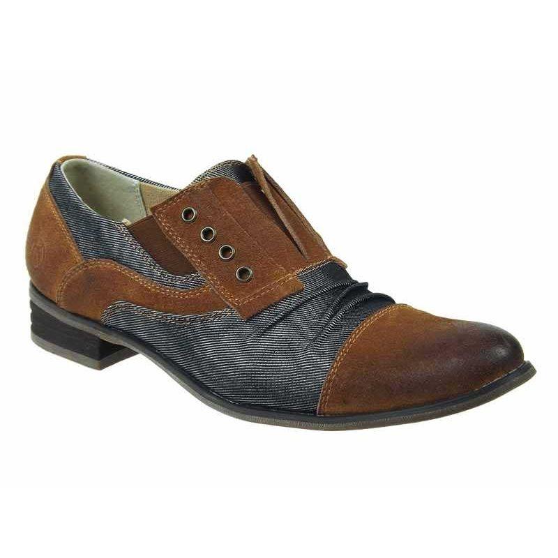 Fermeture gris facile Lima Chaussures lacets sans camel à KDOPA gapWq4
