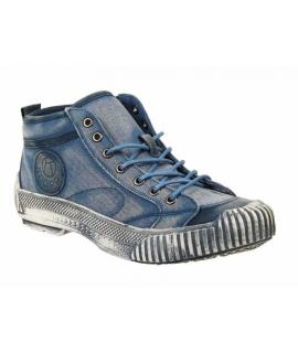Kdopa Winston bleu, chaussures homme décontracté