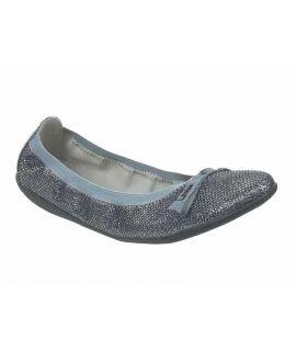 Ballerine LPB-Shoes ELLA paillette argent, Les P'tites Bombes