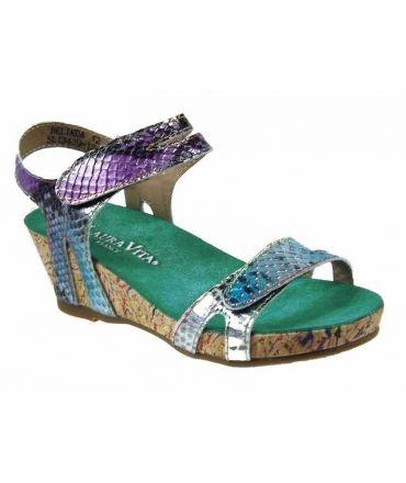 Sandale Laura Vita Belinda 12 bleu