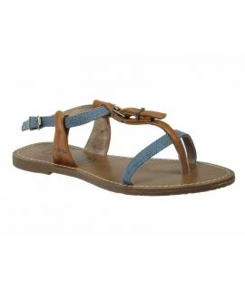 Nu pieds Les P'tites Bombes Zhoé F Jeans | Salomé Lpb Shoes