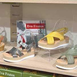 2851138f8fdb62 Boutique Eva Frutos, sandales confortables fabrication Espagnole pieds  sensibles