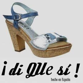 3a0431616ab397 Achats en ligne chaussures femmes Di Que Si, fabriquées en Espagne !