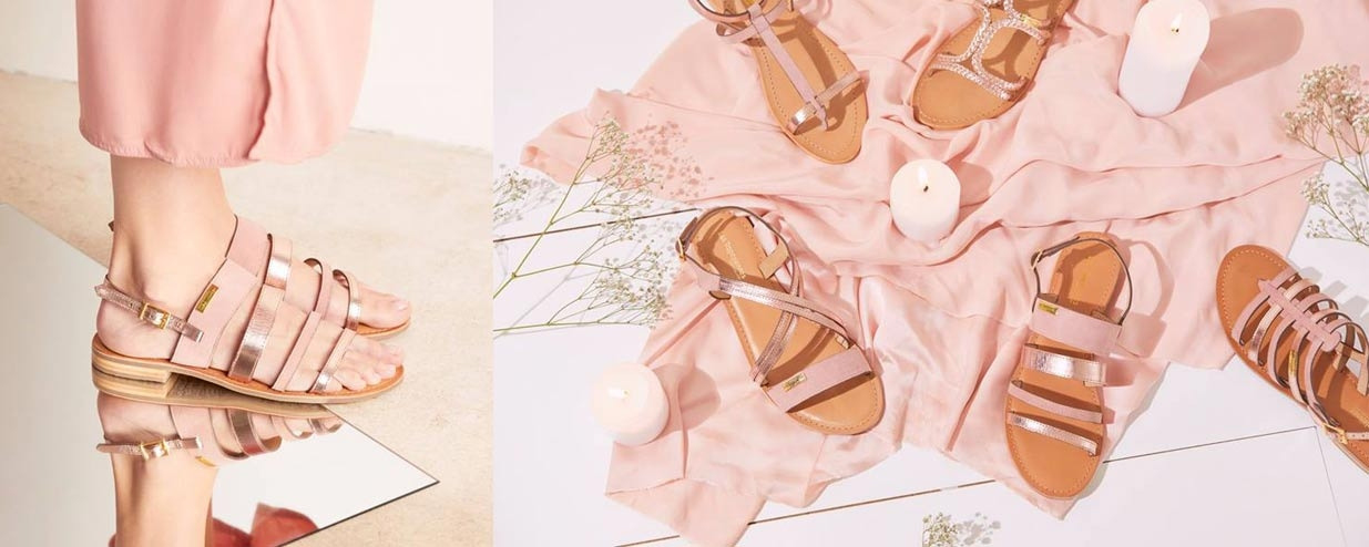 Sandales pour femmes Les Tropéziennes