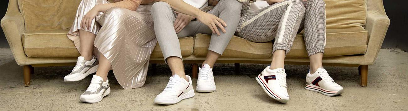 Les baskets et sneakers de marques pour le look et le confort